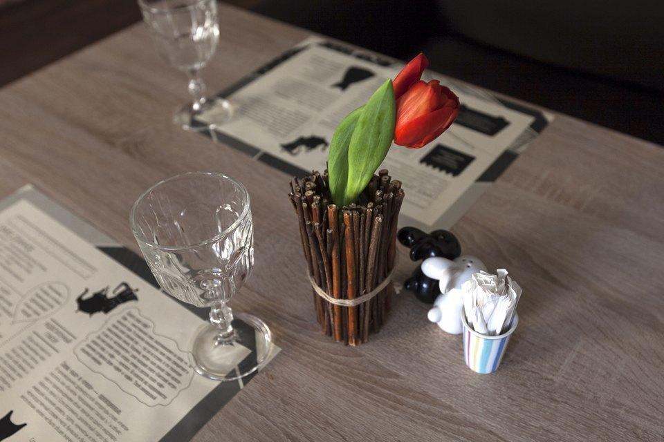 Ресторан «Алфавит» на Гороховой . Изображение № 4.