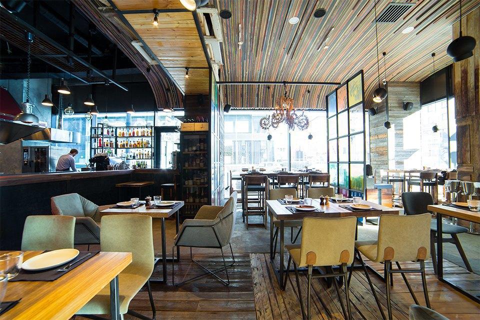 Ресторан AQ Kitchen. Изображение № 4.