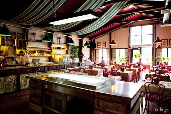 Новое место: Ресторан «Меркато». Изображение № 9.