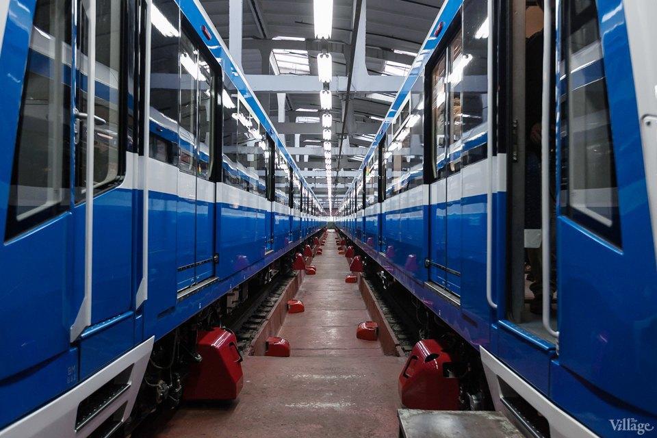 Фото дня: Бесшумный поезд Нева. Изображение № 8.