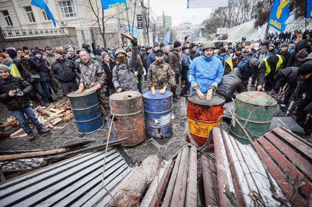 Площадь революции: Евгений Сафонов о том, почему все города должны завидовать Киеву. Изображение № 14.