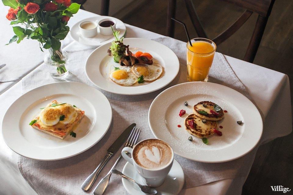 Никогда не поздно:17 мест, где завтракают после полудня. Изображение № 13.