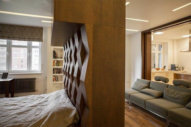 Избранное: 16 дизайнерских квартир. Изображение № 6.