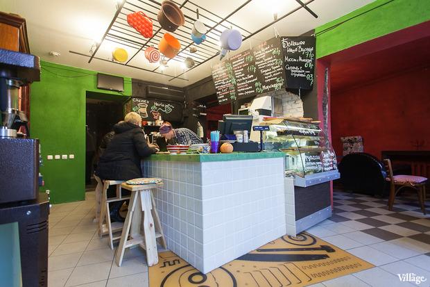На Фонтанке открылась семейная кофейня «Кофе на кухне». Изображение № 1.