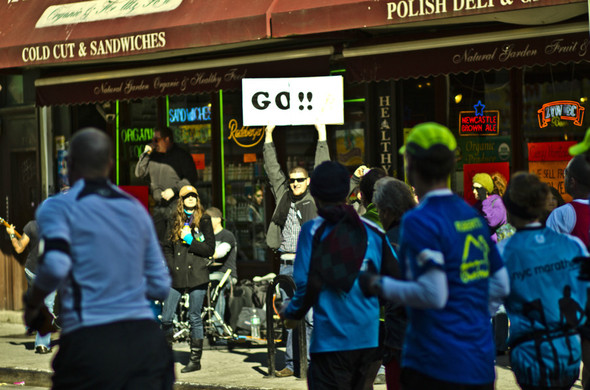 Иностранный опыт: 5 городских марафонов. Изображение № 28.
