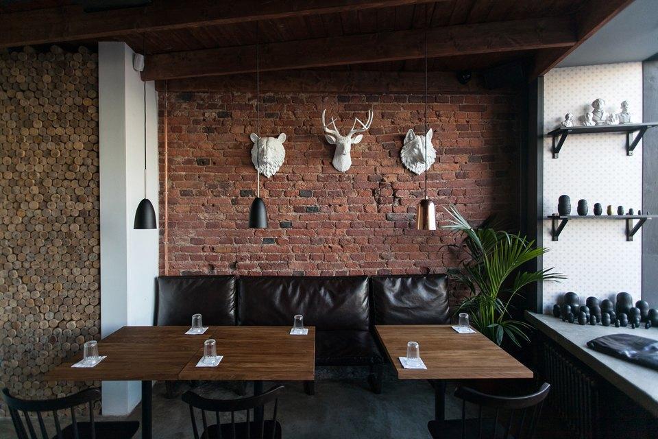 Ресторан «Вкус есть» нанабережной Фонтанки. Изображение № 13.