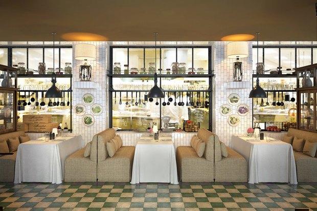 Владельцы Graf-in открывают трёхэтажный ресторанный комплекс в Красногвардейском районе. Изображение № 1.