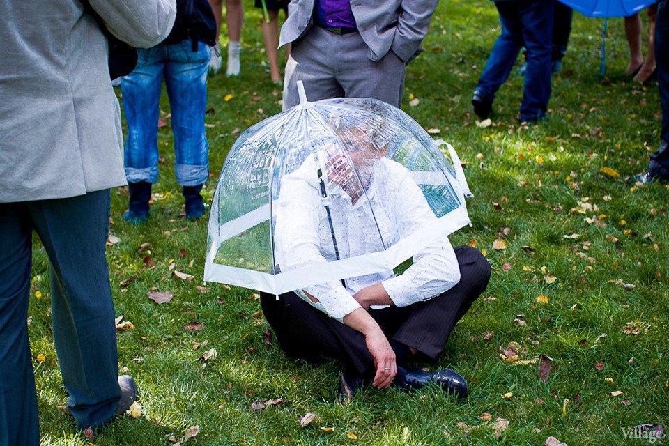 Люди в городе: Любительские фотосессии в парке. Изображение № 2.