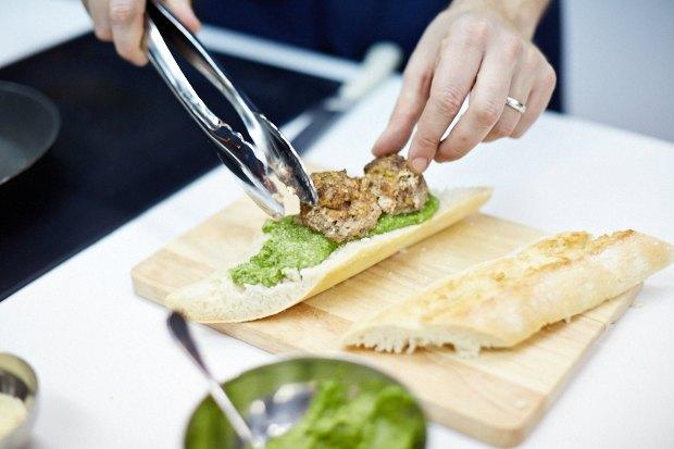 Шеф дома: Смэш-бургер и хиро-сэндвич Федора Тардатьяна. Изображение № 53.