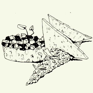 Мусс изавокадо скиноа исвёклой Кристиана Лоренцини. Изображение № 8.