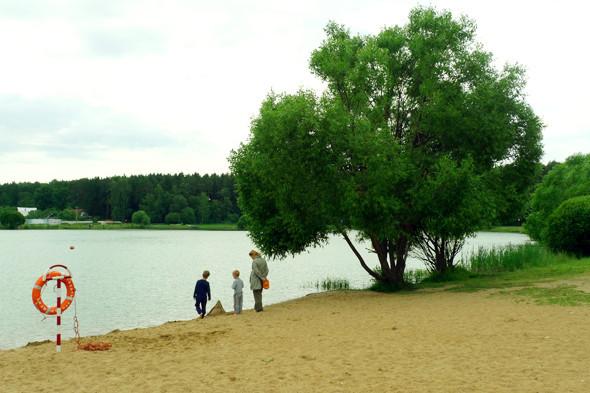 Изображение 3. Место под солнцем: 4 песчаных пляжа в Москве.. Изображение № 1.