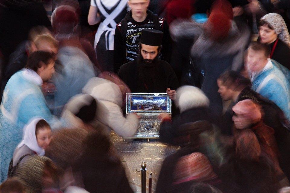 Камера наблюдения: Москва глазами Сергея Савостьянова. Изображение № 11.