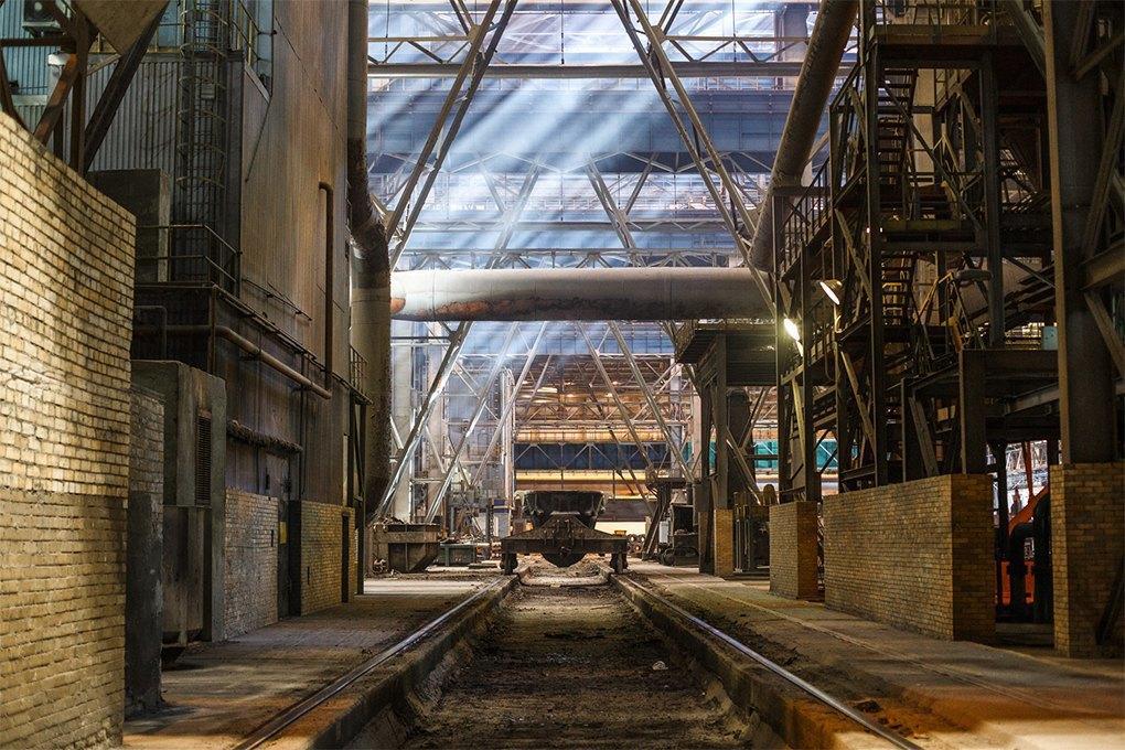 Производственный процесс: Как плавят металл. Изображение № 10.