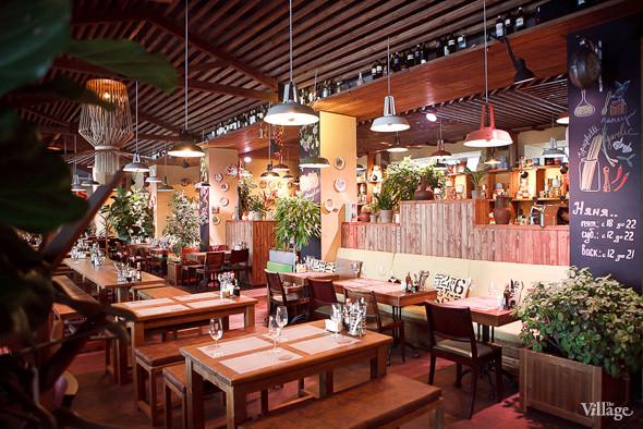 Новое место (Петербург): Ресторан «Марчелли's». Изображение № 2.