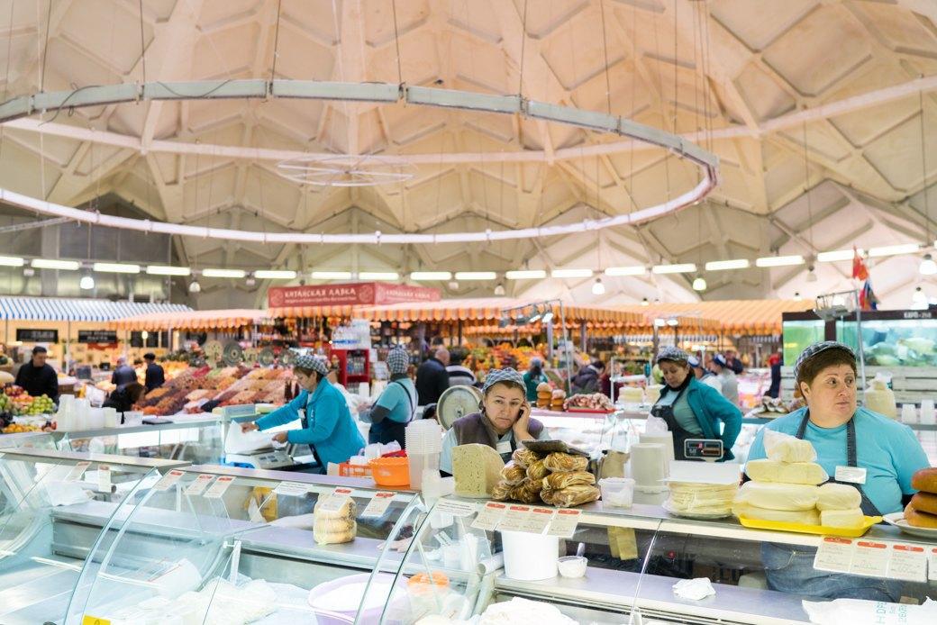 Что есть на Даниловском рынке прямо сейчас. Изображение № 5.