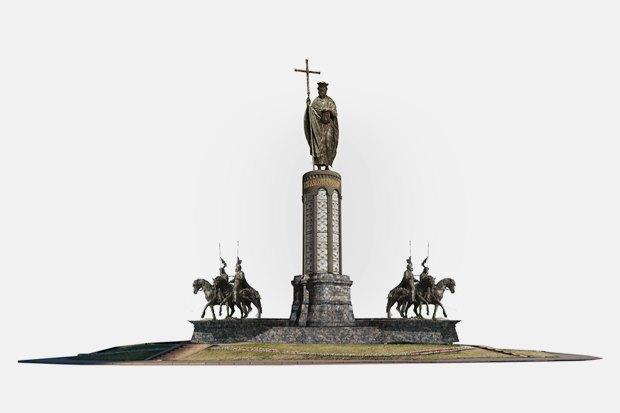 Видишь, там, нагоре, возвышается крест: Зачем Москве памятник князю Владимиру. Изображение № 10.