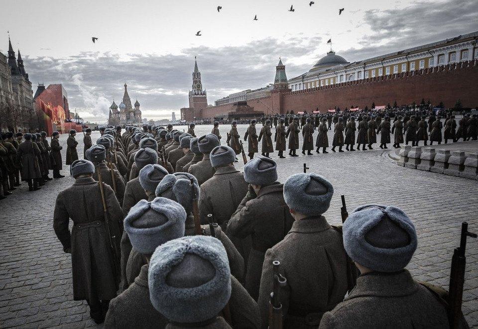 Камера наблюдения: Москва глазами Сергея Пономарёва. Изображение № 11.