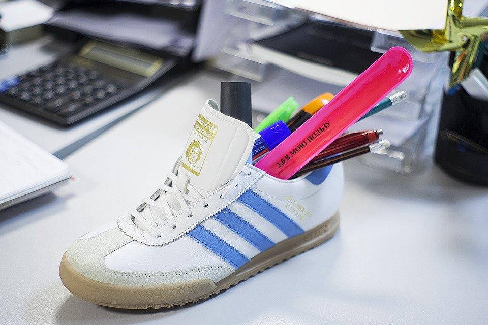 Офис: Adidas Group. Изображение № 26.