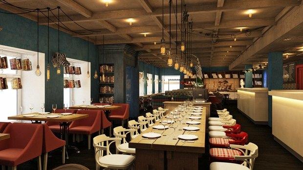 Рестораны «Две палочки» меняют формат. Изображение № 2.