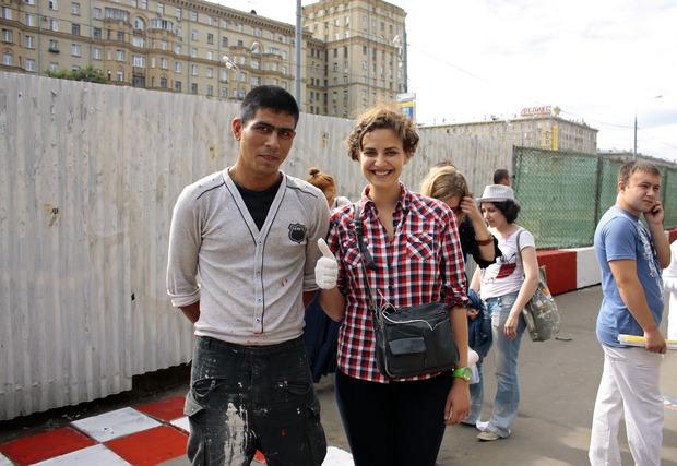Интервью: Хактивист Флориан Ривьер о том, как взломать Москву. Изображение № 7.