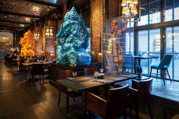 7 баров, кафе,ресторанов иодин продуктовый магазин, открывшиеся воктябре. Изображение № 7.