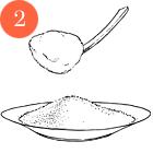 Рецепты шефов: Бараньи рёбрышки в фурикаке. Изображение № 6.