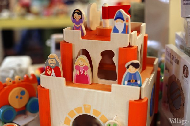 Новое место: Магазин игрушек «Понарошку». Изображение № 21.
