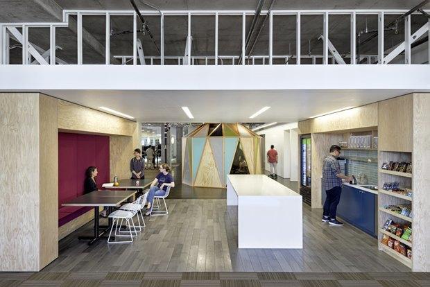 Новые подходы корганизации офисного пространства. Изображение № 26.