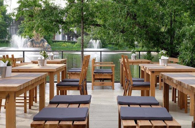 На ВДНХ открылось кафе «Лето» . Изображение № 3.