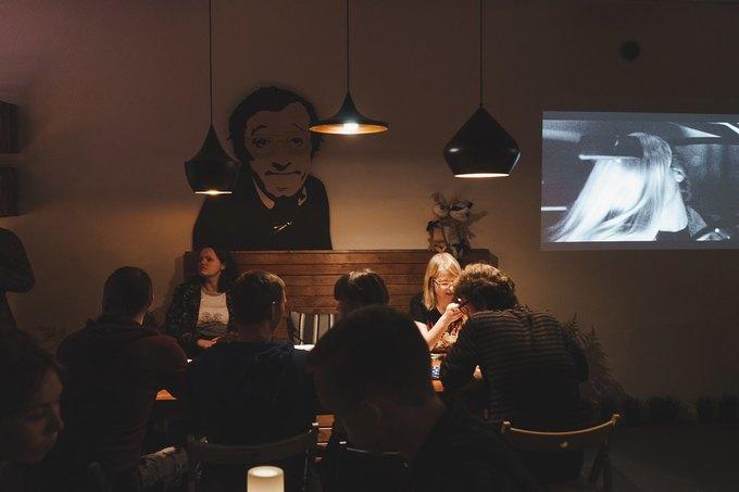 На Боровой открылся бар для поклонников Вуди Аллена . Изображение № 1.