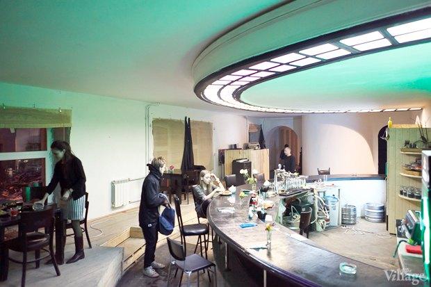 Новое место: Кафе «Чистый лист». Изображение № 1.