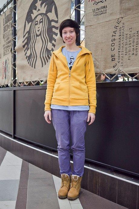 Люди в городе: Первые посетители Starbucks вСтокманне. Изображение № 19.
