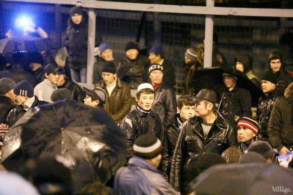 Люди в городе: Как отмечали Курбан-байрам в Москве и Петербурге. Изображение № 7.