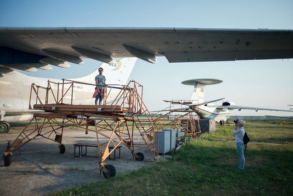 Фотосъёмка в Музее авиации. Изображение № 19.
