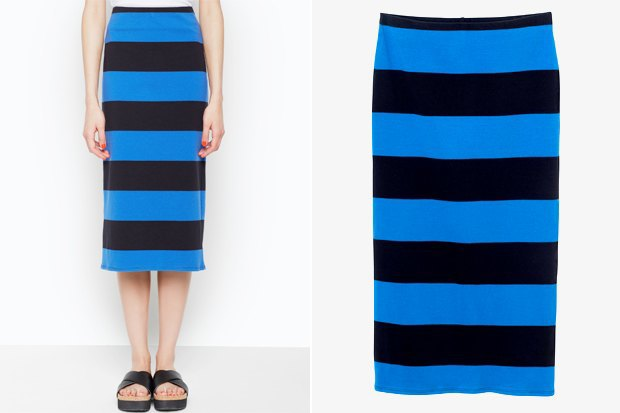 Где купить юбку миди: 6вариантов от 1000 до 4500рублей. Изображение № 1.
