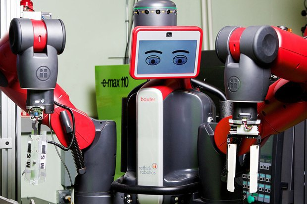 Когда роботы украдут вашу работу. Изображение № 1.