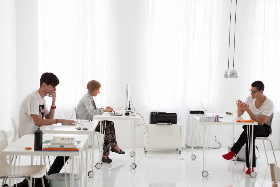 Офис недели (Москва): Flёve. Изображение № 5.
