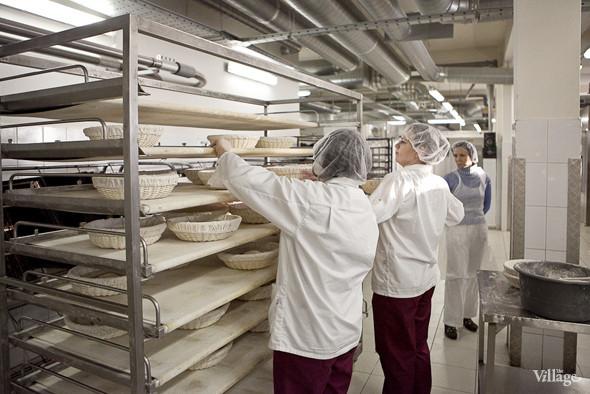 Репортаж: Как пекут ржаной хлеб в «Буше». Изображение № 23.
