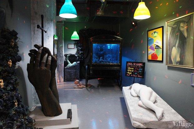 Открытие музея смерти в Москве. Изображение № 1.