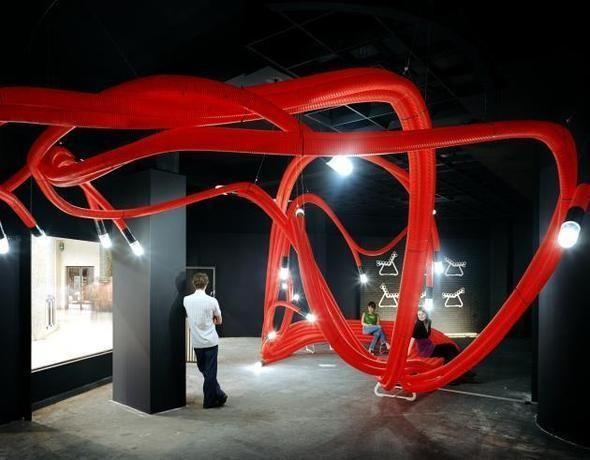 Изображение 6. В баре «Стрелка» появится проект индустриального дизайнера Себастьяна Виринка.. Изображение № 7.