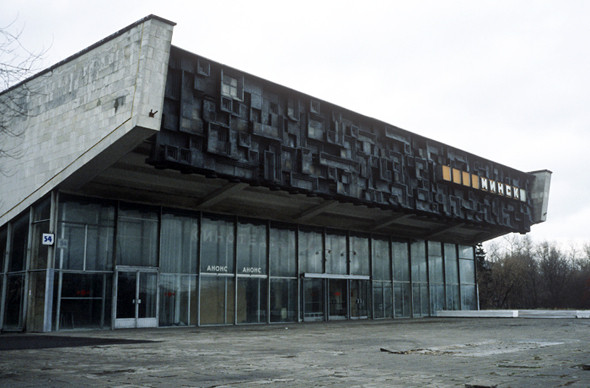 Изображение 29. На последнем дыхании: пустующие кинотеатры Москвы.. Изображение № 15.