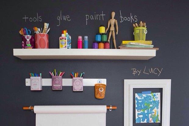 Как подготовить комнату школьника к 1 сентября. Изображение № 2.