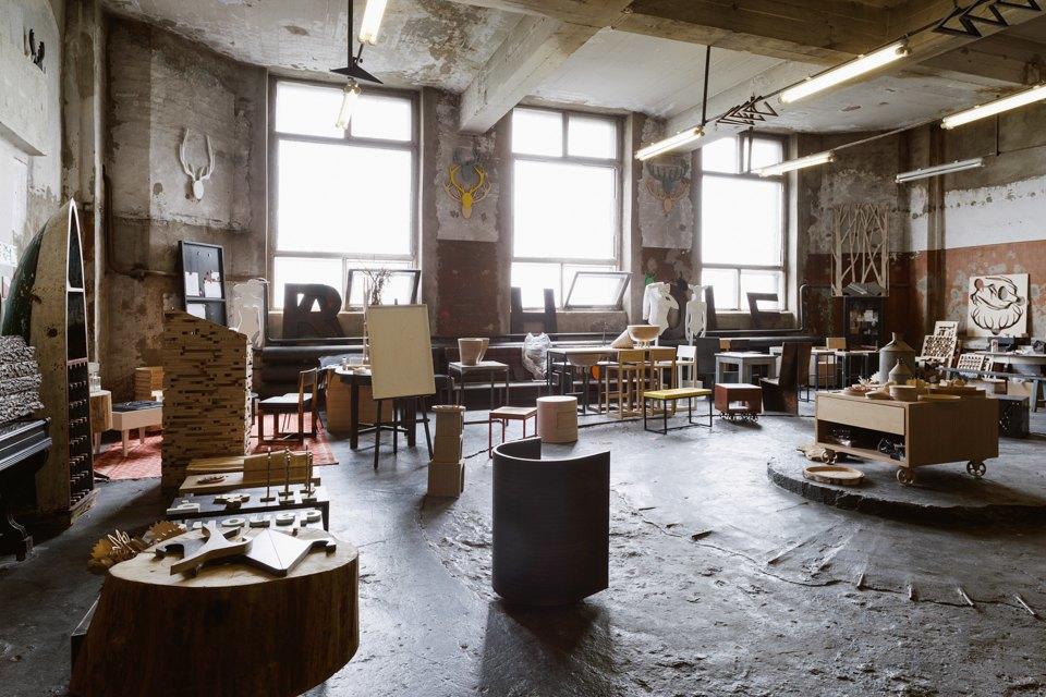 Архитектурно-производственная лаборатория Archpole. Изображение № 2.
