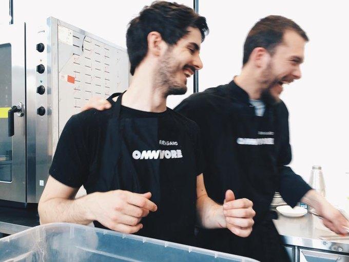Все подробности пяти дней Omnivore-2015 вМоскве. Изображение № 43.
