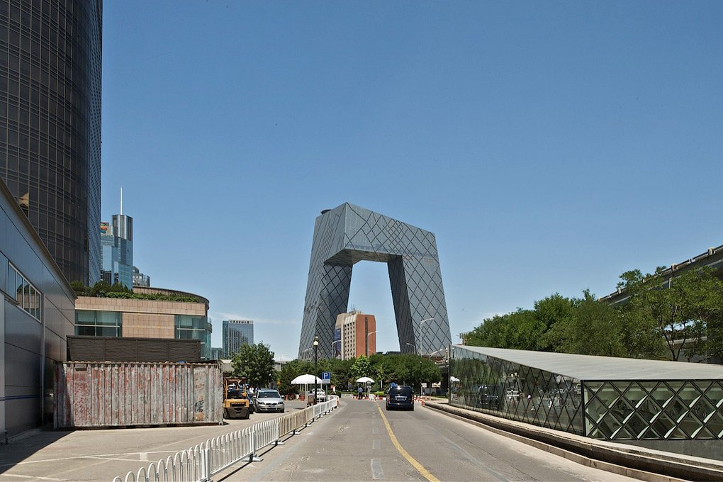 Hopes Tech: 15 самых эффектных небоскрёбов мира. Изображение № 47.