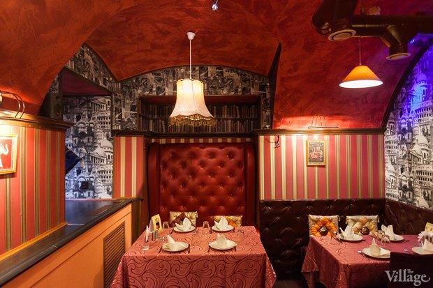 Индийский ресторан Curry House. Изображение № 6.