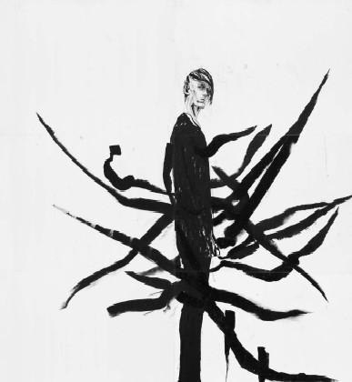 Изображение 8. В «Цветном» открылась выставка The Scents of Black Material.. Изображение № 5.