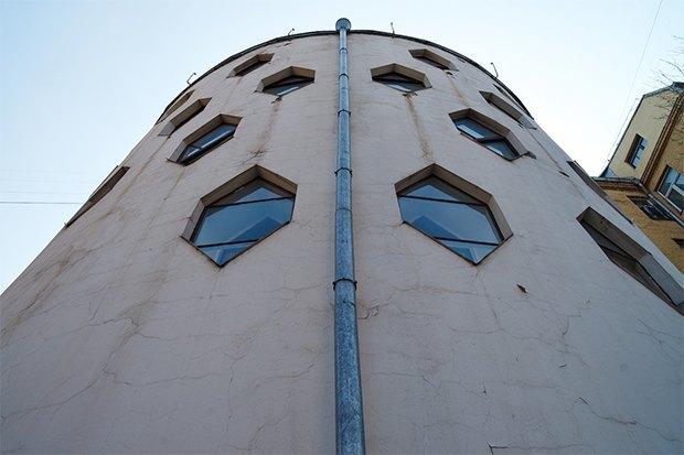 Что происходит сдомом Мельникова. Изображение № 5.