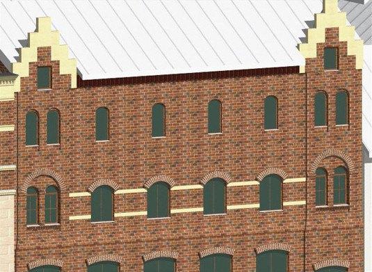 Визуализация разрушенного квартала. Изображение № 8.