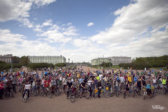 Спорт в городе: Пробег роллеров, велопарад и «Русская пробежка». Изображение № 36.